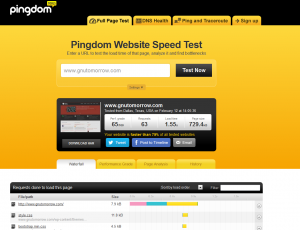 pingdom_speed_test